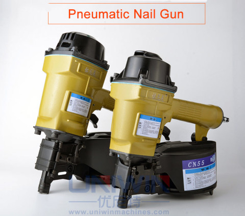 pneumatic nail gun