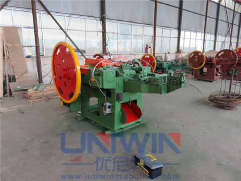 wire nail making machine picture