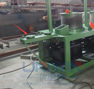 wire oxide remove