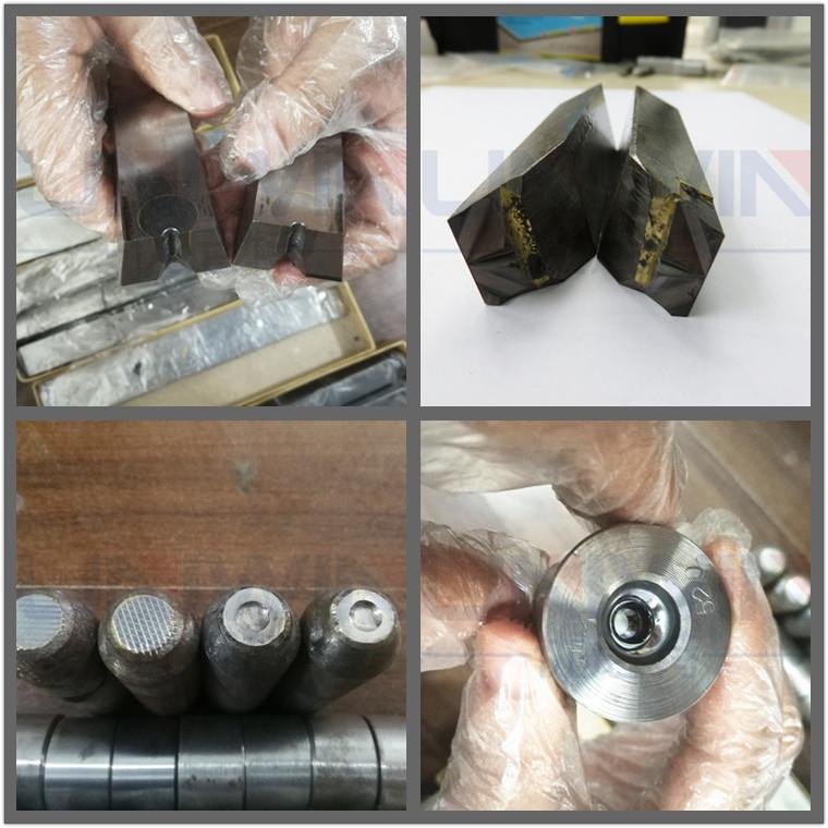 nail gripping die nail cutter